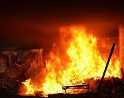 Ba nhà xưởng ở Phú Thọ cháy suốt đêm